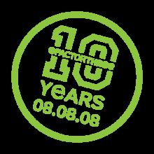 eF3 10 yrs